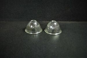 Vintage Beehive Glass Turn Signal Lens Cover Chevrolet Ford Car Truck Motorcycle