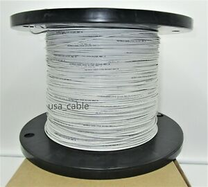 M27500 22ml1t08 Shielded 22 Gauge 1 Conductor Wire Cable Tinned Copper 22 1