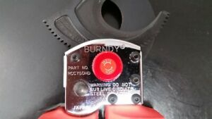 Burndy Rcc750hd Ratchet Cable Cutter