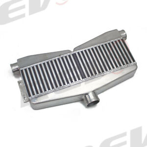Rev9 V3 Universal Twin Turbo Intercooler Fmic 28x12x2 5 400 800hp 2 In 1 Out