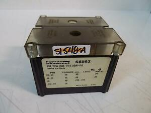 Ferraz Shawmut Power Distribution Block 66592