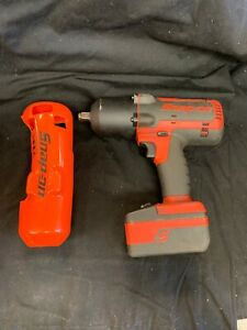 Snap On Ct78500 1 2 Drive Li Ion Cordless Impact Wrench And Battery Only