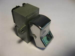 1968 69 Dodge Plymouth Roadrunner Coronet Satellite Gtx Rblt Headlight Switch
