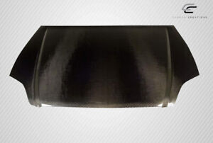 Carbon Fiber Oe Style Hood For Civic Honda 99 00 Carbon Creations Ed21020
