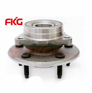 Front Wheel Hub Bearing For 1997 1998 1999 2000 Ford F 150 12mm 4wd 515017x1