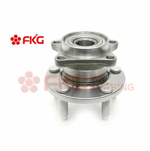 Awd Rear Wheel Bearing Hub Assembly For 2007 2010 Ford Edge Lincoln Mkx 512335x1