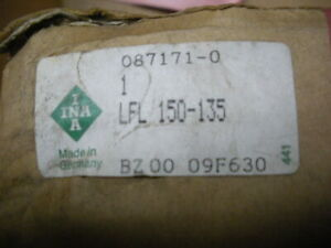 Ina Lfl 150 135 Track Roller Bearing Linear Guidance Standard Carriage Nib