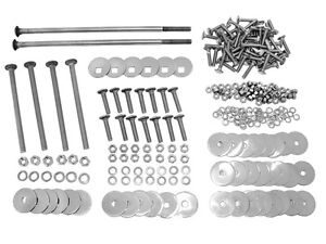1947 1948 1949 1950 Chevrolet Gmc Truck Bedstrip Bolt Kit Stainless Shortbed