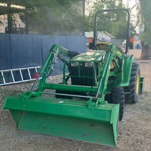 John Deere 3032e Compact Utility Tractor Located In Phoenix Az Will Ship