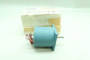 Superior Electric Ss25 1117 Slo syn Stepper Motor 0 1a Amp 72rpm 120v ac