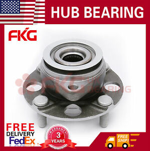 New Front Wheel Hub Bearing For 2007 2008 2009 2010 2011 Nissan Versa 513308x1