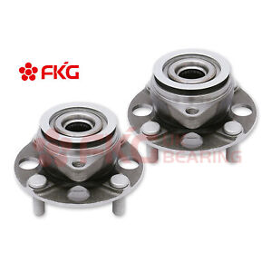 2 Front Left Or Right Wheel Hub Bearing Assembly For Nissan Versa 4 Lug 513308x2