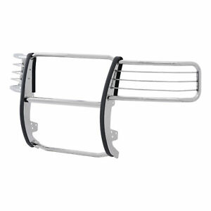 Aries 4068 2 Stainless Grille Brush Guard For Chevrolet Silverado