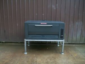 Vulcan Natural Deck Gas Double Pizza Oven New Stones