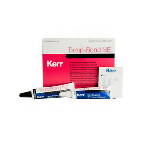 Kerr Temp bond Non Eugenol Temporary Cement Standard Package Exp 2022 12
