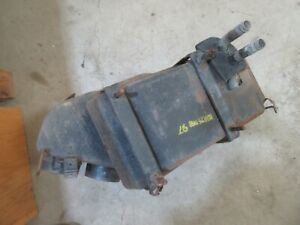 1960 Ford F100 Truck Interior Firewall Heater Core Housing Assembly Rat Rod Part