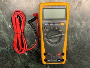 Fluke 179 True Rms Digital Multimeter Out Of Box Never Used free Shipping