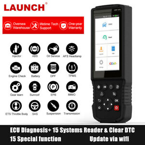 X431 Crp479 Obd2 Scanner Special Diagnostic Tool Support Touch Screen Keypad Us