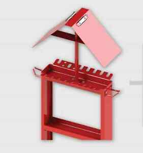 Branick Clipboard Holder For Tire Cage 241