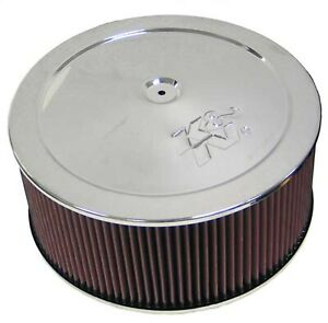K N Filters 60 1310 Custom Air Cleaner Assembly