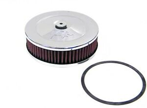 K N Filters 60 1320 Custom Air Cleaner Assembly