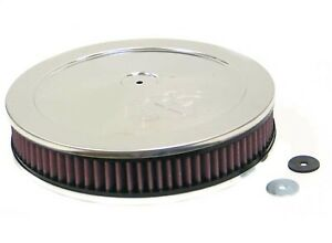 K N Filters 60 1150 Custom Air Cleaner Assembly