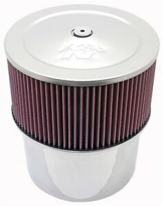 K N Filters 58 1210 Custom Air Cleaner Assembly