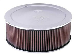 K N Filters 60 1270 Custom Air Cleaner Assembly
