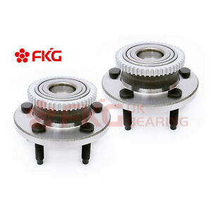 2 Front Wheel Bearing And Hubs For 05 2006 2007 2008 2014 Ford Mustang 513221