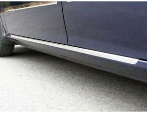Th27340 Rocker Panel Trim Fits 2007 2010 Hyundai Elantra 4dr