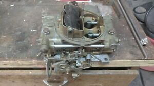 Holly 4160 Carb Ford Kickdown Square Bore