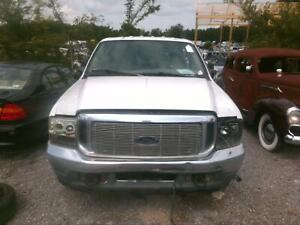 Truck Cab Ford F250 Sd Pickup 99 00 01 02 03 04