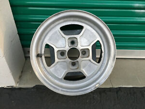 Cromodora Speedline Alloy Wheel Fiat 124 X1 9 850 13 X 5 1 2 4x98 Mm