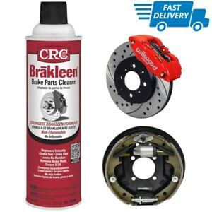 Car Brake Disc Cleaner Degreaser Spray Fluid Cleaning Tool Parts Dust Oil Washer