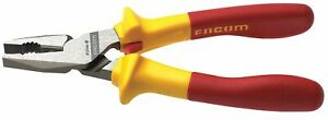Linemans Pliers Jaw Length 1 11 32 Jaw Width 1 3 8 Jaw Thickness 3 8