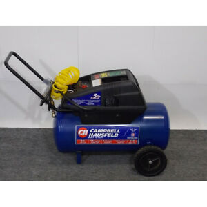 Campbell Hausfeld Wl650001aj 13 gallon Air Compressor In Store Pick Up Only