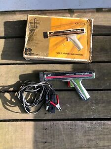 Sears Craftsman 282134 Inductive Timing Light With Original Box And Leads