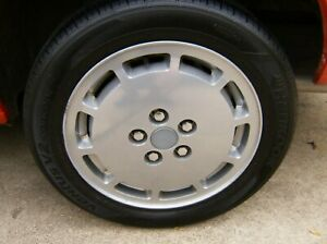 84 86 Ford Mustang Svo Oem Wheels Tires 16 X 7