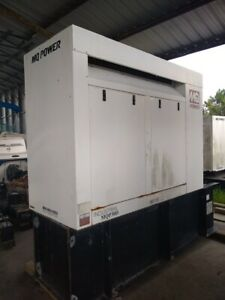 Multiquip Mq Power 30 Kw Diesel Generator 4 Hours Single Phase Deutz