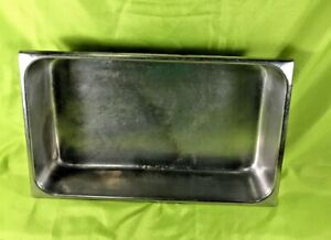 Commercial Metal Steam Table Pan 1 2 Size Eagleware 4 Deep Usa Made