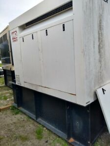 Multiquip Mq Power 30 Kw Diesel Generator 373 Hours Single Phase Deutz