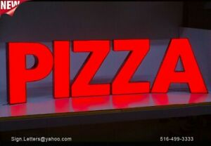 New Led Channel Letter 24 Illuminated Sign Custom Made