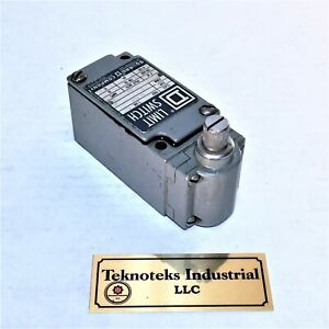 Square D B61b2 Ser A Limit Switch Price Is For Each