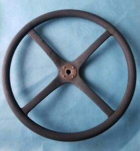 Vintage Early Ford Buick Steering Wheel For Passenger Car Tractor Rare