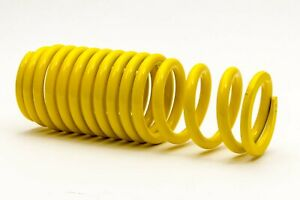 Afco Racing 2 625 Id X 11 Long 165 675 Lb Yellow Coil over Spring P n 20087pr