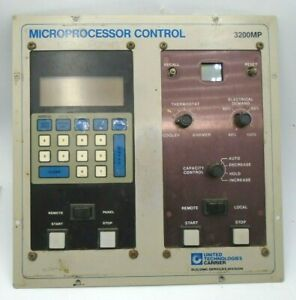 Carrier Microprocessor Chiller Control Unit 3200 Mp Controller Free Shipping