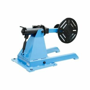 Rotary Table Horizontal Vertical 0 90 Degree Manual 44 66 Lbs Weld Positioner
