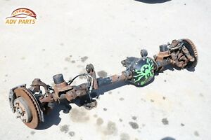 2012 2015 Jeep Wrangler Jk Front End Axle Housing Differential 57k Miles Oem