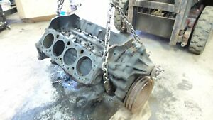 1982 Pontiac Trans Am 305 5 0 V8 Engine Short Block 14010201