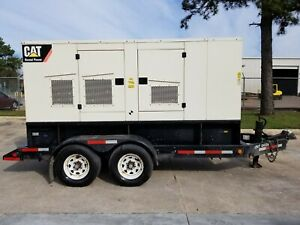 Used Cat Xq175 Generator Set 175kw